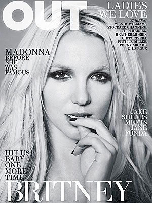 britney spears out magazine cover. Britney Spears is #39;Out#39;