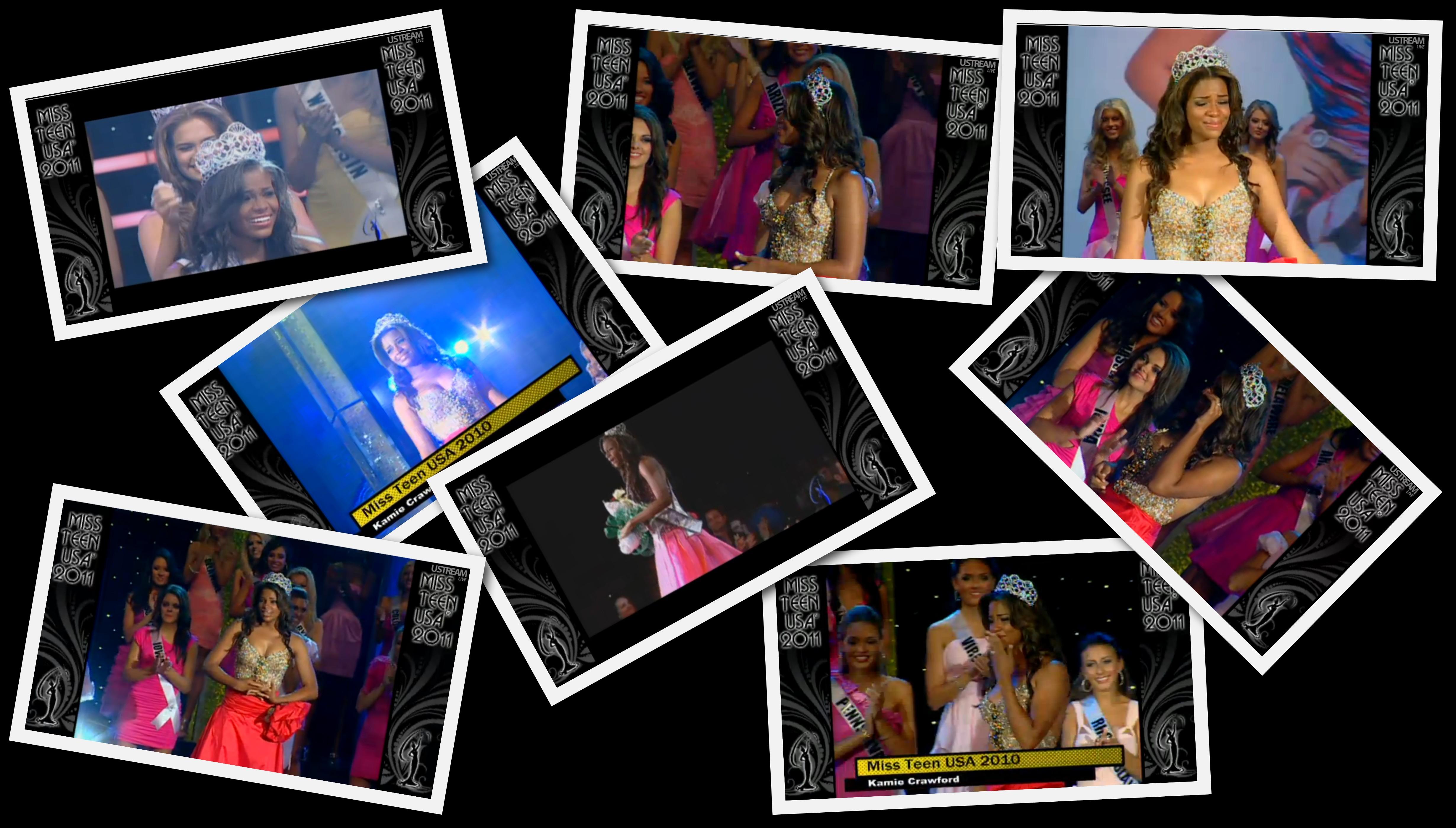 misskamie Miss Teen USA 2011 Highlights